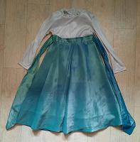 Отдается в дар Платье для дома/дачи девочке 7-9 лет