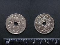 Отдается в дар Монета Дании