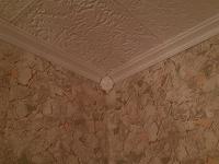 Отдается в дар Плинтуса для потолка из пенопласта.