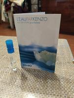 Отдается в дар Пробник L'Eau par Kenzo