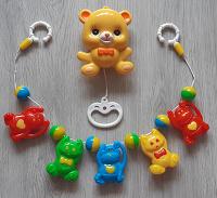 Отдается в дар Игрушки-подвески для малышей