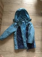 Отдается в дар Куртка осенняя, но тёплая 116