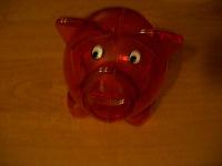 Отдается в дар Копилка-свинка