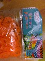 Отдается в дар Резиночки для плетения