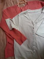 Отдается в дар одежда женская 52-54