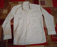 Отдается в дар Две рубашки на подростка