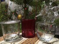 Отдается в дар Подсвечники-стаканы