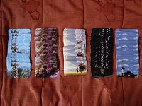 Отдается в дар Аниме календарики