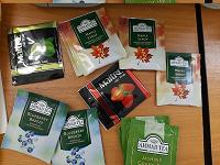 Отдается в дар Чай в пакетиках