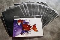 Отдается в дар Листы сменные в альбом для фото/открыток