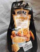 Отдается в дар Сырный соус Хайнц