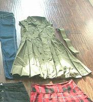 Отдается в дар Одежда для девушек от 36 до 48