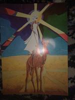 Отдается в дар Рекламная открытка