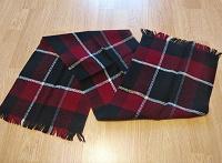 Отдается в дар Шерстяной шарф, раритет