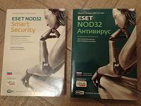 Отдается в дар Антивирус eset nod32