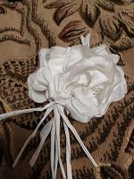 Отдается в дар Цветы от шляпки