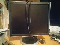 Отдается в дар ЖК дисплей Samsung SyncMaster 730BF