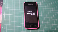 Отдается в дар Samsung Wave 525 S5250