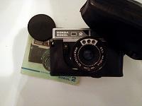 Отдается в дар Пленочный фотоаппарат Сокол 2