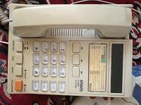 Отдается в дар Телефон с определителем номера