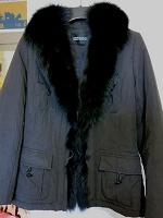 Отдается в дар Осенняя куртка р 46