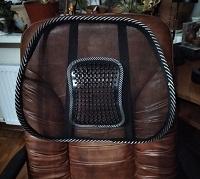 Отдается в дар Массажная накладка на спинку стула