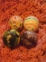 Отдается в дар шарики мячики прыгучие для собак кошек детей
