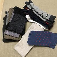 Отдается в дар Гольфы, носки