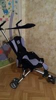 Отдается в дар Детская коляска для путешествий