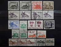 Отдается в дар Стандартные марки Польши.