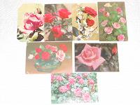 Отдается в дар Открытки — розы