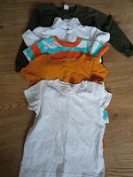 Отдается в дар рубашка белая и футболки детские