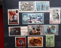 Отдается в дар Искусство всевозможное на марках СССР.