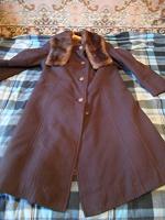 Отдается в дар пальто на рукоделие