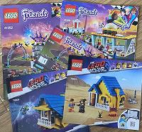 Отдается в дар Инструкции Лего.