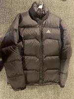 Отдается в дар Пуховик Adidas, 46 размер