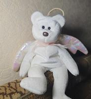 Отдается в дар Мягкая игрушка мишка