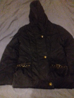 Отдается в дар Куртка на синтепоне, осень-зима 48-50