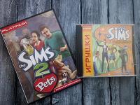 Отдается в дар Компьютерные игры The Sims