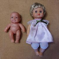 Отдается в дар Кукла и пупс