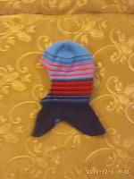 Отдается в дар Шапка -шлем 50-52, зимняя.