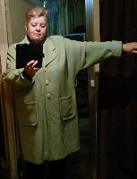 Отдается в дар пальто женское 56р.