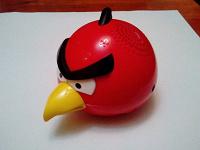 Отдается в дар Портативная колонка Angry Birds