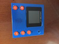 Отдается в дар Видео-записка Master Kit MT6070