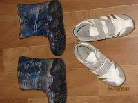 Отдается в дар Обувь мальчику