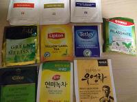 Отдается в дар Коллекционерам.Чай в пакетиках.