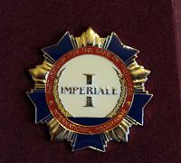 Отдается в дар Памятный знак «1 IMPERIALE»