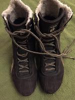 Отдается в дар Зимние ботинки Reebok.
