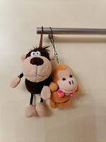 Отдается в дар Маленькие мягкие обезьянки
