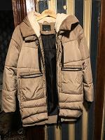 Отдается в дар Куртка трансформер зимняя